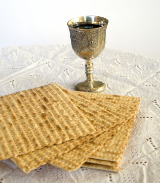 TE's First Night Passover Seder, Friday April 19, 2019 at 6