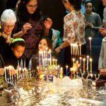 Shabbat Chanukah and Dinner, Friday, December 15 at 6pm