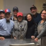 New TE Tikkun Olam program: serving monthly dinners at Beth El soup kitchen in Milford